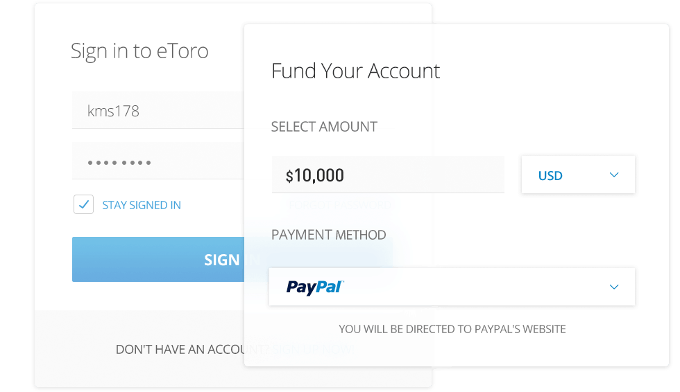 How To Make A Deposit On Etoro